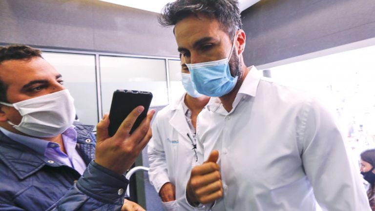 Лекарят на Марадона с последна информация за състоянието му