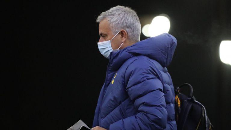 Моуриньо: 4 точки от двата мача с Лудогорец би било добре