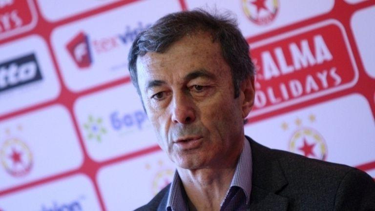 Пламен Марков: Разликата в представянето на отбора се дължи на мотивацията