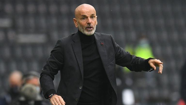 Пиоли: Целта ни е завръщане в Шампионската лига