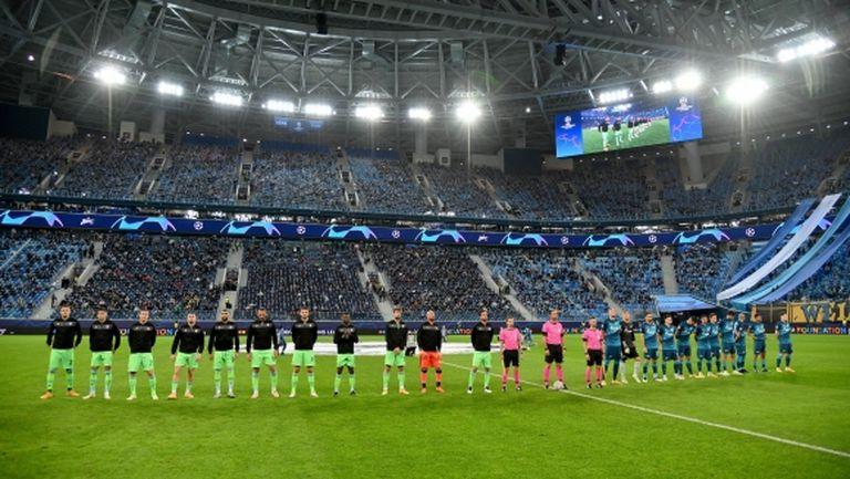 В Лацио недоволни от УЕФА, подготвят дело заради пробите