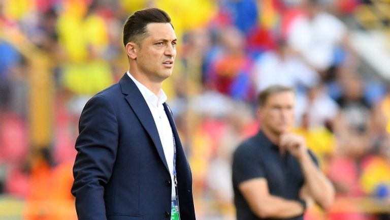 Селекционерът на Румъния отказал на Лудогорец