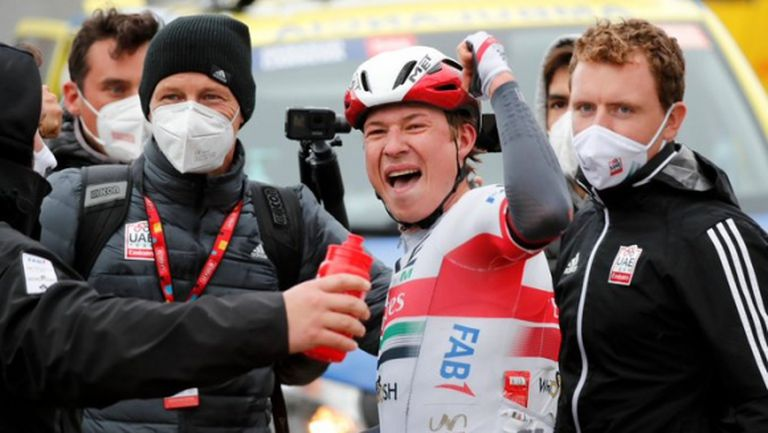 Белгиец спечели 15-ия етап на Обиколката на Испания