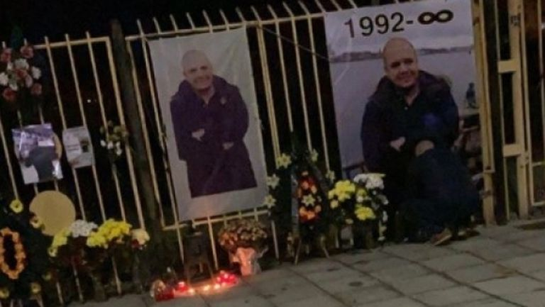 Ботевистите почетоха паметта на Тоско