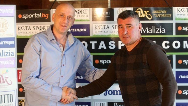 Кременлиев: Не е лесно да си треньор
