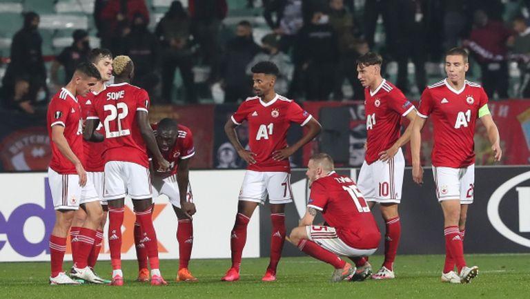 ЦСКА-София е единственият отбор без гол в Лига Европа