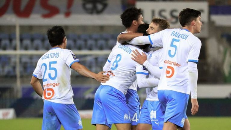 Един удар беше достатъчен на Марсилия за трета поредна победа (видео)