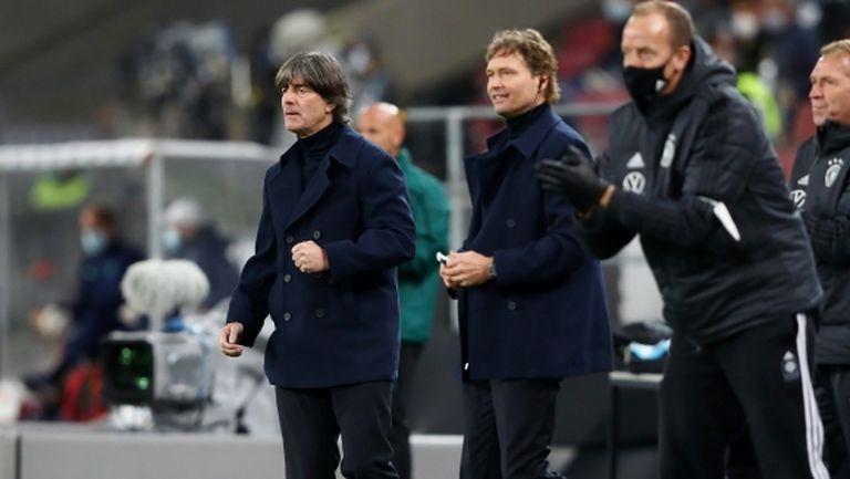 Двама дебютанти в състава на Германия
