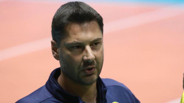 Атанас Петров: Като цяло добър мач