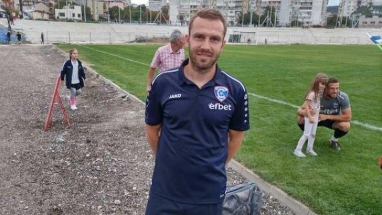 Треньорът на Спартак (Варна): Мачът с Арда бе равностоен, вярвах в победата