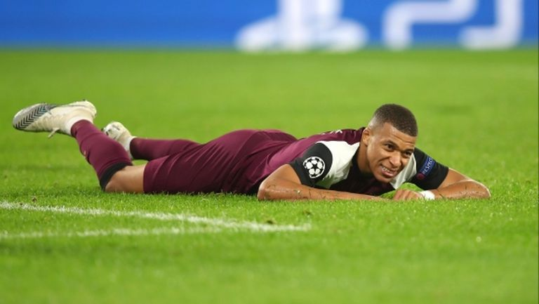 Дешан се надява Мбапе да е готов за мача с Португалия