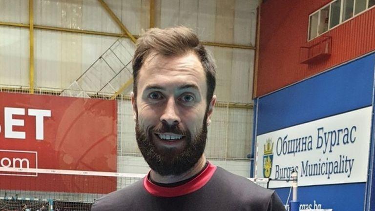 MVP Николай Николов: Успехът над Хебър е голямо психологическо предимство