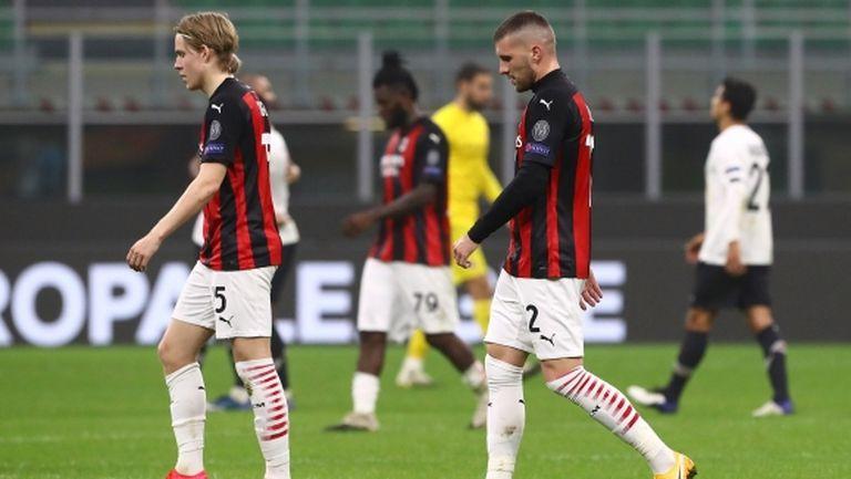 Милан ще поиска от играчите си намаляване на заплатите с 20 процента
