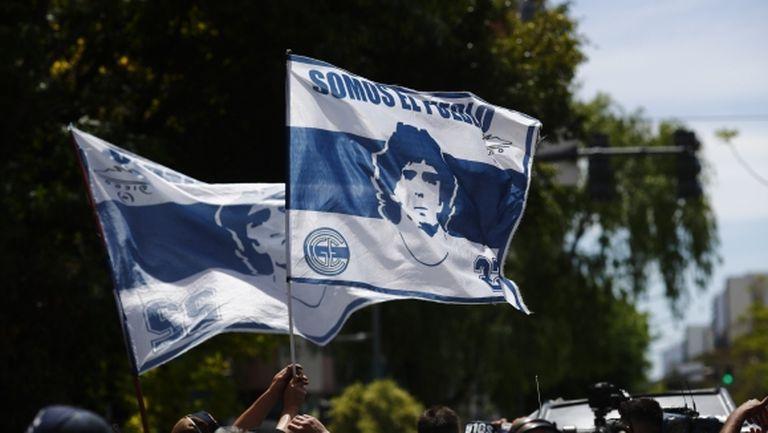 Личният лекар на Марадона: Той иска да напусне, но ще се наложи да поостане