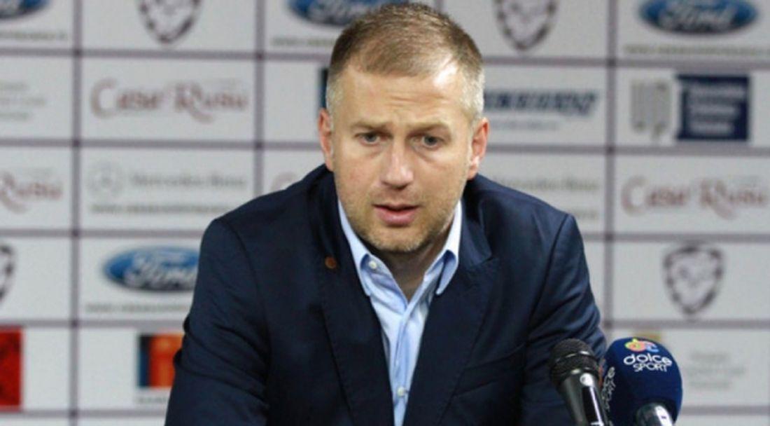 Бивш треньор на ЦСКА ще спасява затъналия Астра