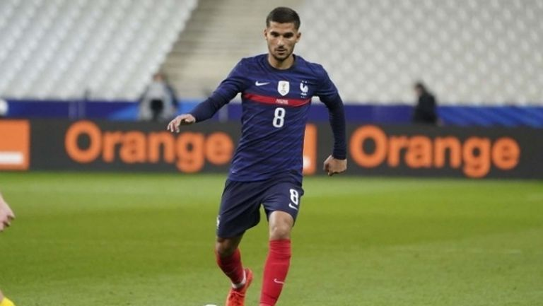 Ауар сменя контузения Набил Фекир в националния отбор на Франция