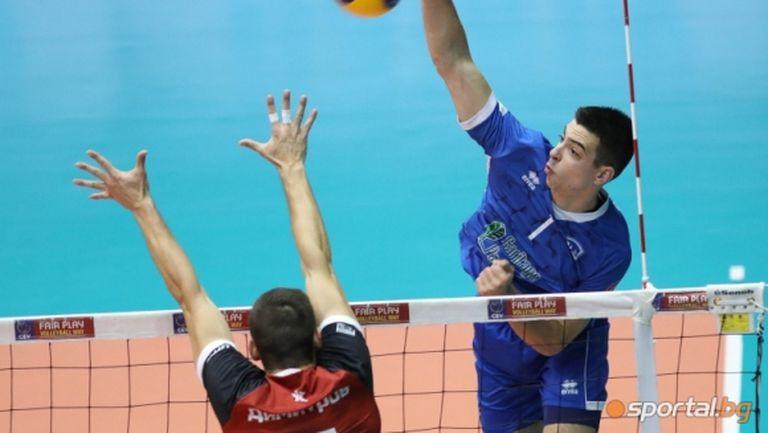 Самуил Вълчинов: Заслужаваме да играем в Първа осмица на Суперлигата