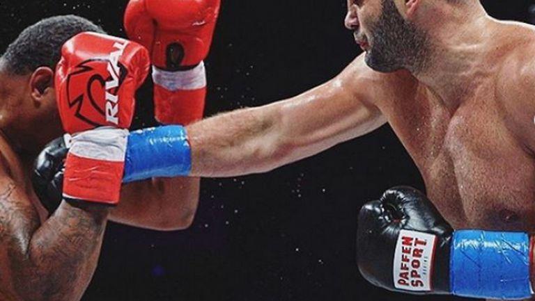 Филип Хъргович нокаутира последния съперник на Кубрат Пулев (видео + снимки)