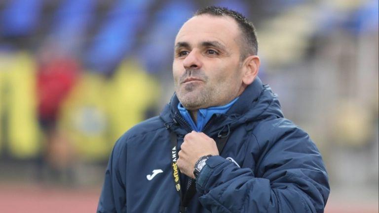 Кондев: Не трябва да се правят трагедии, че сме загубили от ЦСКА