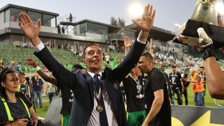 Петричев: Не познавам отбор в света, който да няма сътресения, когато преминава през такава промяна