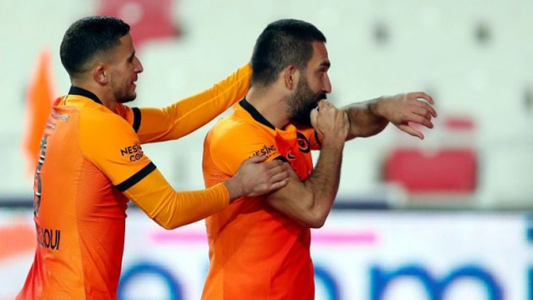 Арда Туран вкара след почти 1000 дни без гол
