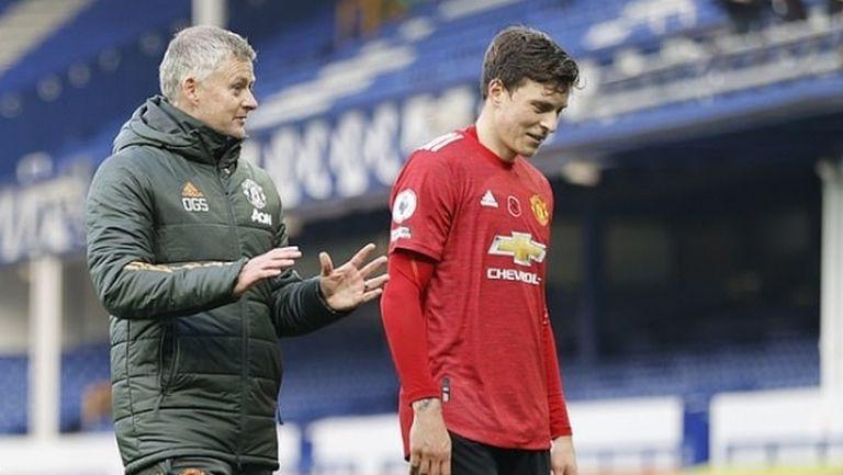Манчестър Юнайтед забрани на Линдельоф да пътува за Дания