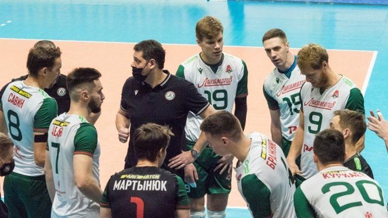 Пламен Константинов и Локо (Новосибирск) се завърнаха с победа за Купата на Русия