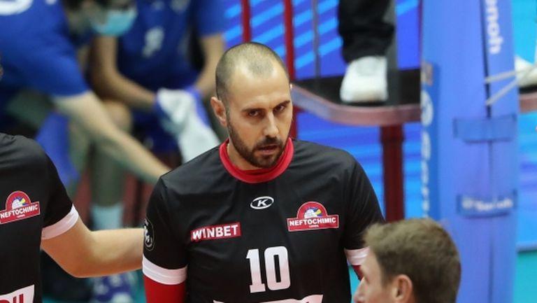 Валентин Братоев: Никой от клуба не си е позволил да играе болен