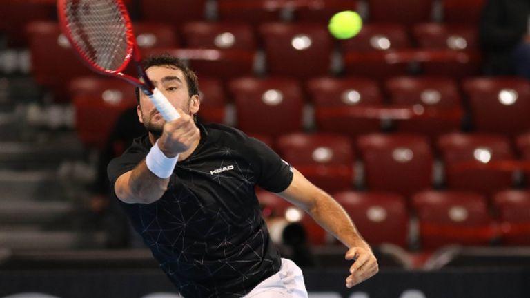 Млад чех елиминира Чилич в първия кръг на турнира по тенис в София