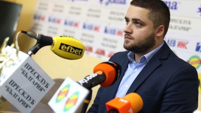 Президентът на Хебър Александър Иванов: Недопустимо е неспазването на противоепидемиологичните мерки
