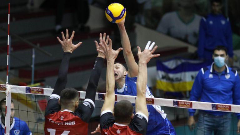 Локомотив (Пловдив) срещу Левски в решаваща битка №3