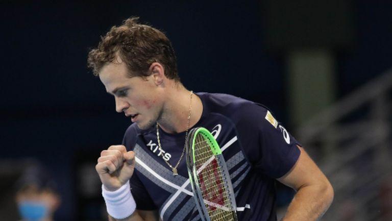 Поспишил се класира за четвъртфиналите в София