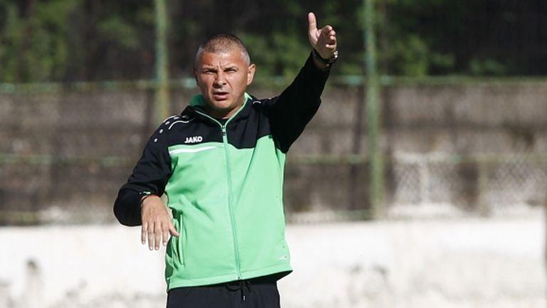 Здравко Лазаров бесен: Не може бивш футболист на Беласица да ръководи дерби на Беласица (видео)