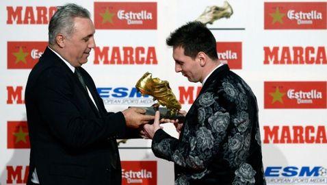 Стоичков: Вярвам, че Меси ще завърши кариерата си в Барселона