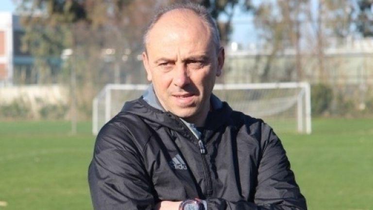 Илиан Илиев: Само Курьор е пълноценен в атака