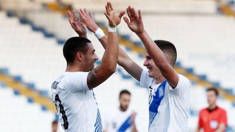 Гърция пребори Кипър, а Албания надви Косово (видео)