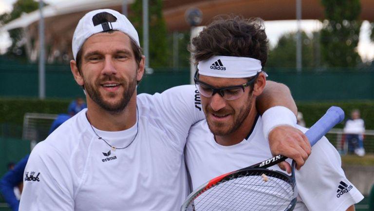 Мелцер и Роже-Васлен се доближиха се на победа от класиране за Финалния турнир на АТР