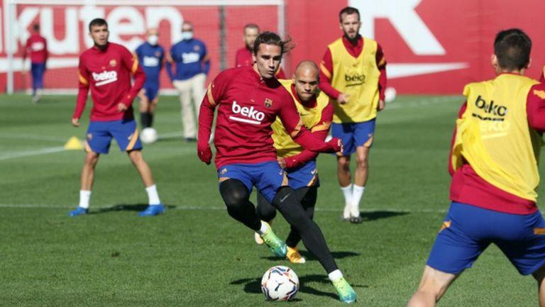 Ръководството на Барселона с ултиматум към играчите