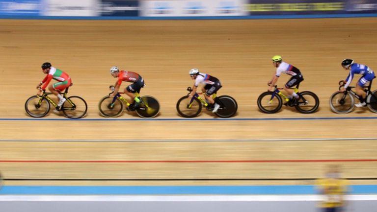 Златни медали за Великобритания и Италия в последните две дисциплини за деня на Европейското по колоездене на писта