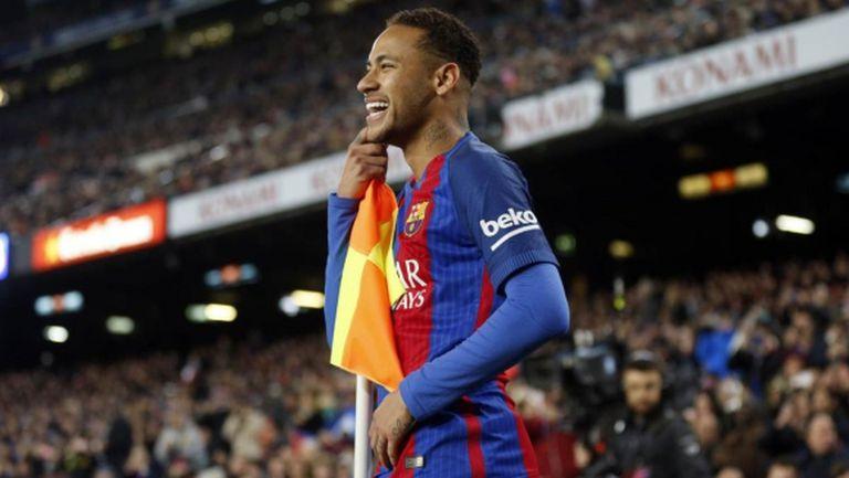 От Барселона платили с 10 млн. евро повече на Неймар, сега си ги искат