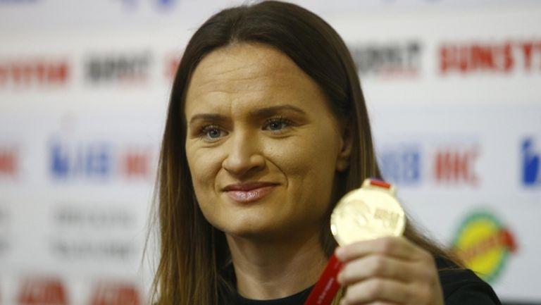 Оряшкова: Това е моята година, цел номер 1 си остава участие на олимпийски игри