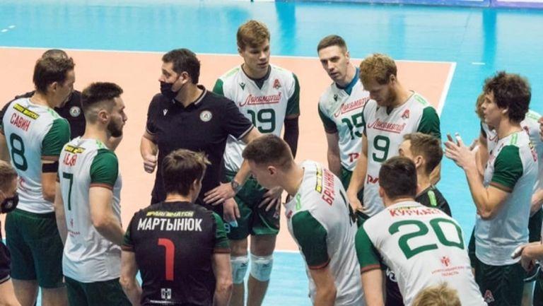 Пламен Константинов и Локомотив (Новосибирск) откриват груповата фаза на ШЛ срещу Тренто