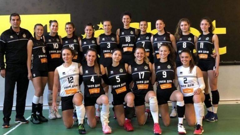 Славия с бърза победа над Перун в женското първенство (видео)