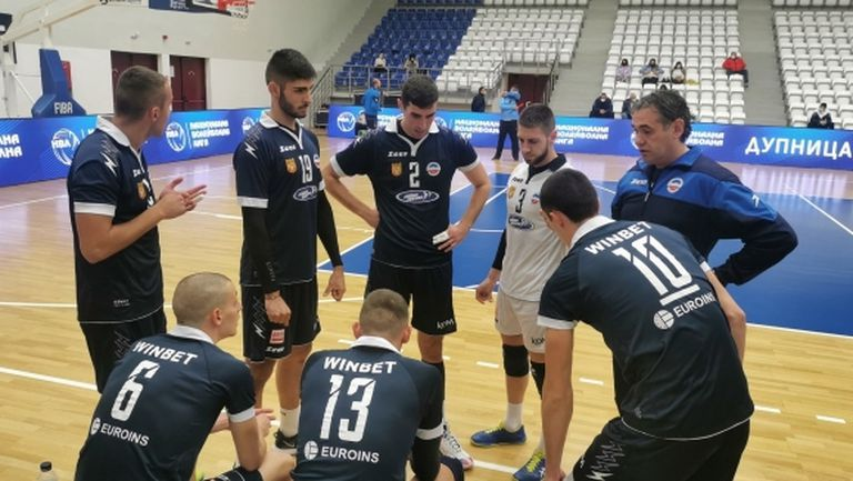 Марек срази Левски в Дупница (снимки)