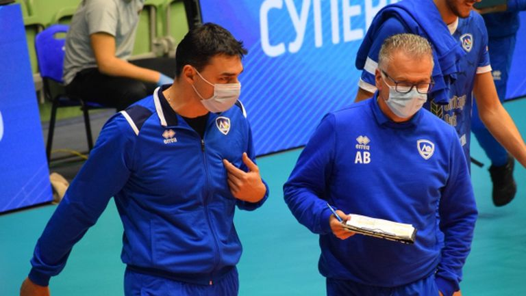 Владо Николов: Бяхме емоционално изтощени! Марек заслужено спечели