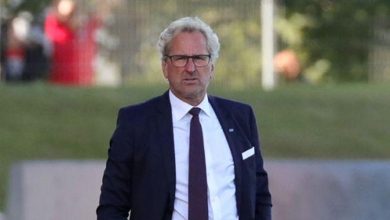 Ерик Хамрен напуска националния отбор на Исландия