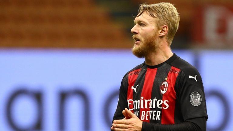 Защитник на Милан: Наше задължение е да мислим за място в ШЛ и за Скудетото