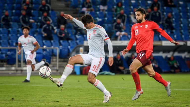 Жерард Морено: В мача с Германия всичко ще бъде в нашите ръце