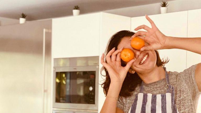 Мугуруса се развихри в кухнята (снимки)