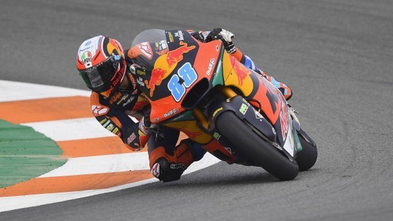 """Битката за титлата в Moto2 ще се реши на """"Портимао"""" следващата седмица"""